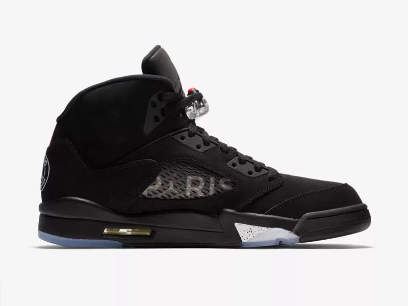 Air Jordan 5,AJ5,发售  错过突击发售没关系!大巴黎 Air Jordan 5 将于明天再次上架