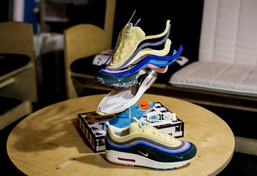 Air Max 1/97,minivan,Nike,Rudy  让球鞋 「起飞」 的人不多,但他绝对算一个!