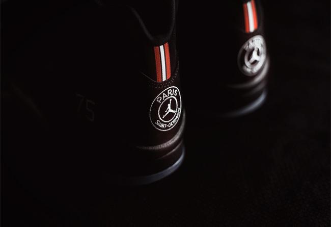 AJ5,Air Jordan 5  率先开箱!人人都想要的 Jordan x 巴黎圣日耳曼!到底有多帅!