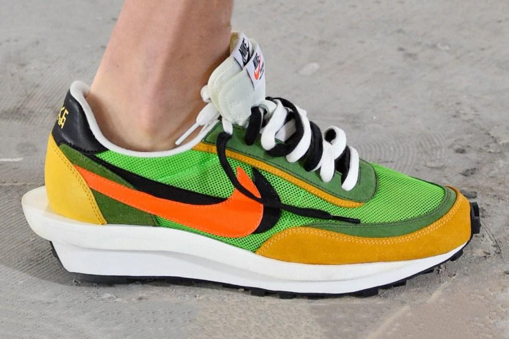 Sacai,Nike,LDWaffle,BV0073-301  最强黑马!Sacai x Nike 新配色 9 月 12 日国内首发!
