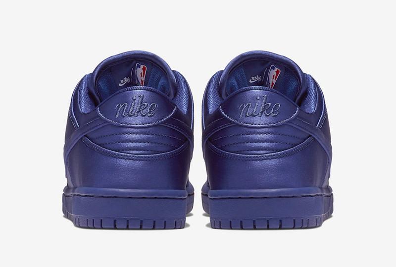 Nike SB,NBA,联名,Dunk Low,棒球夹克,发  丝绸质感!NBA 联名 Nike SB Dunk Low 鞋款及服饰下月发售