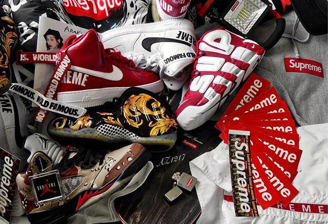 "Nike,Supreme,联名,倒闭,起飞  Supreme 联名竟然也会倒闭?!""街头之王"" 究竟怎么了?"