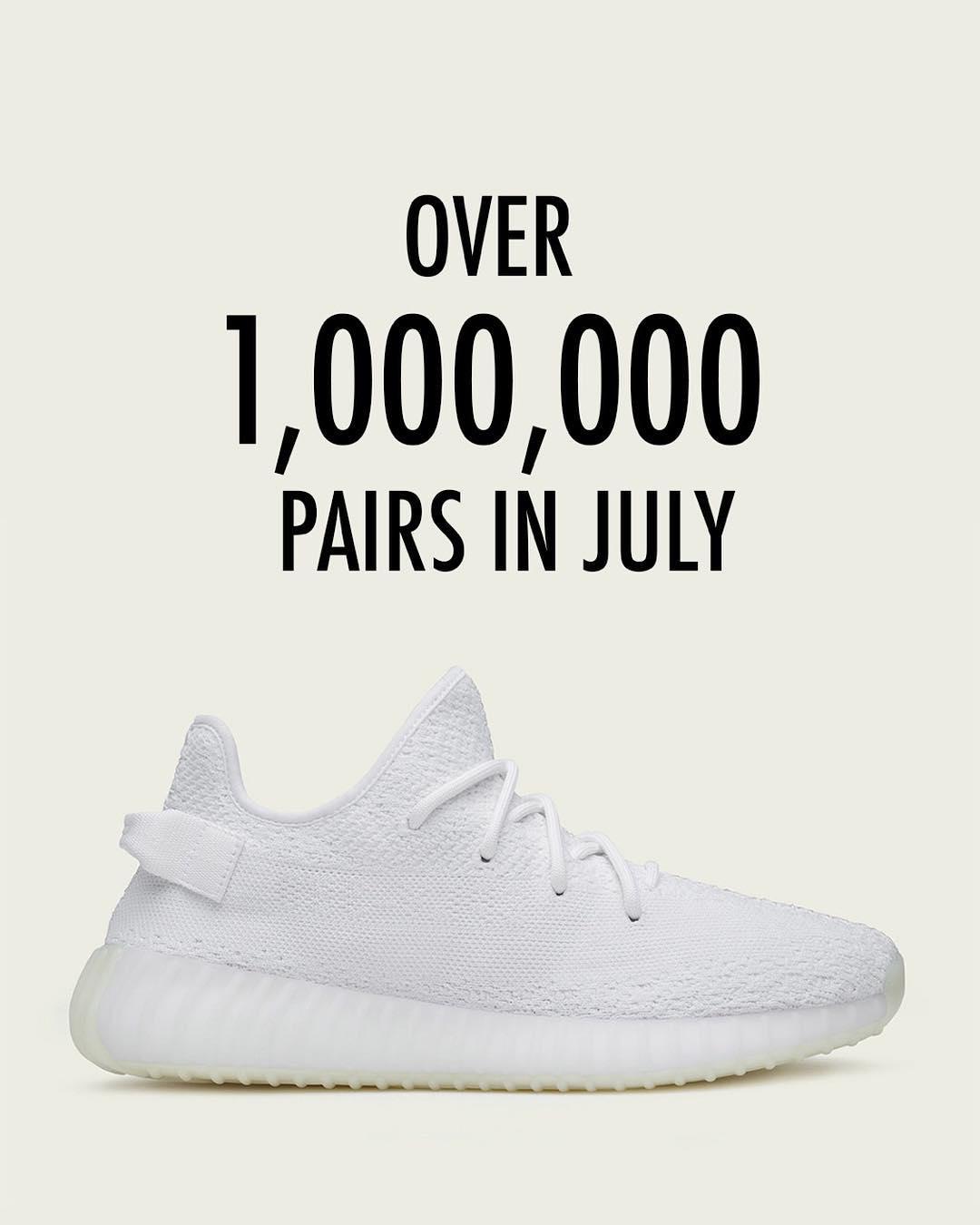 adidas,Yeezy 350 V2,发售  最新消息!纯白 Yeezy 350 V2今晚凌晨官网发售!入手链接在此!