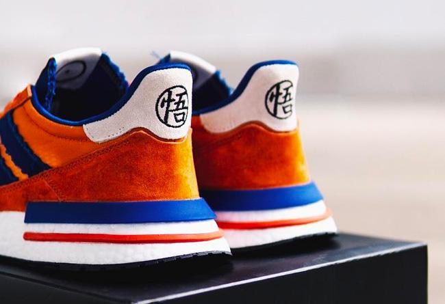 ZX500 RM,adidas,龙珠  龙珠迷最爱!看看悟空配色 adidas ZX500 RM 上脚有多帅!