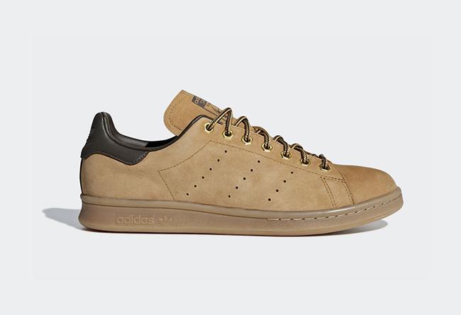 adidas,Stan Smith,发售,B37875  adidas 也带来了小麦配色!全新 Stan Smith 下月初发售
