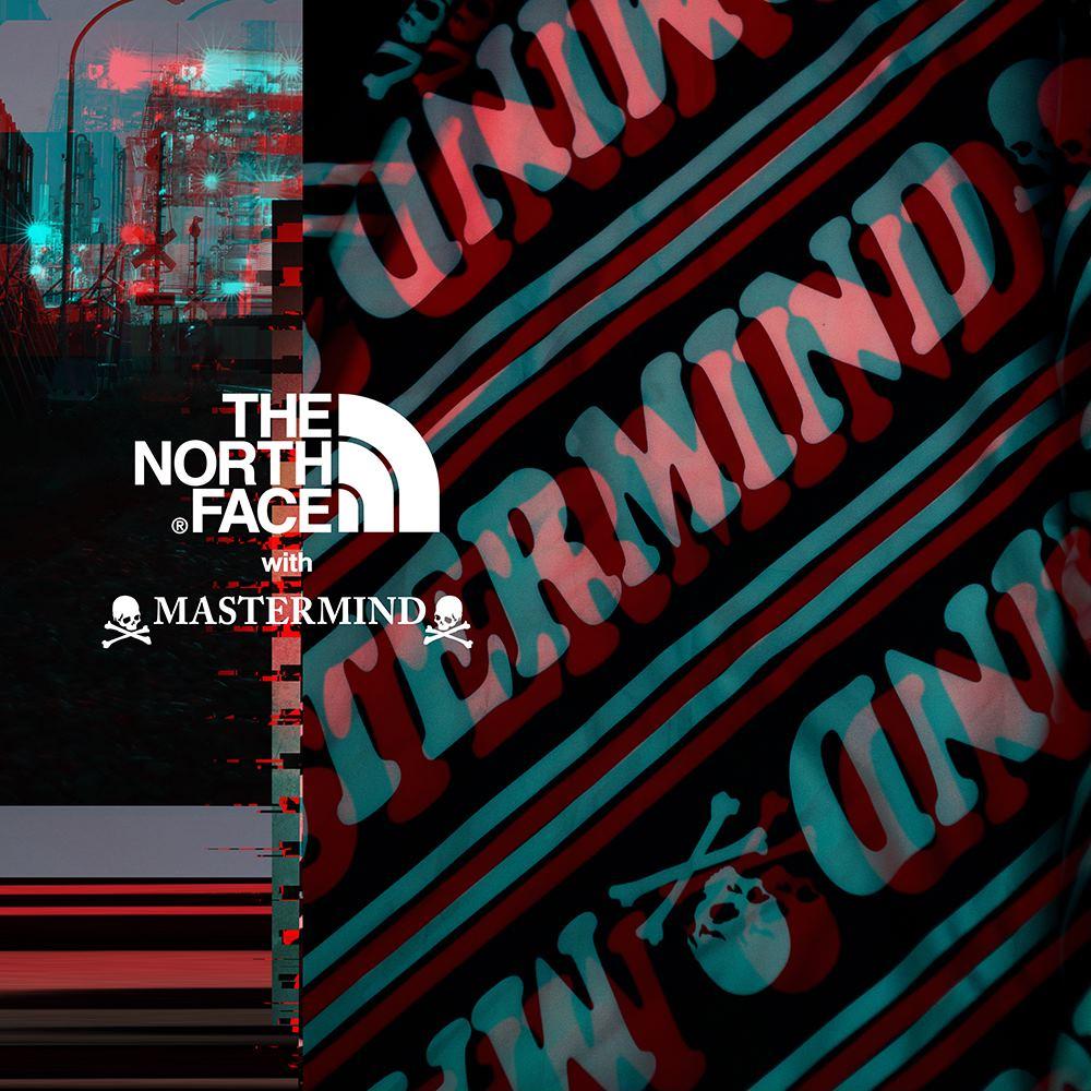 TNF,MMJ  顶级潮物!下周发售的 TNF x MASTERMIND 估计又要通宵排队了…