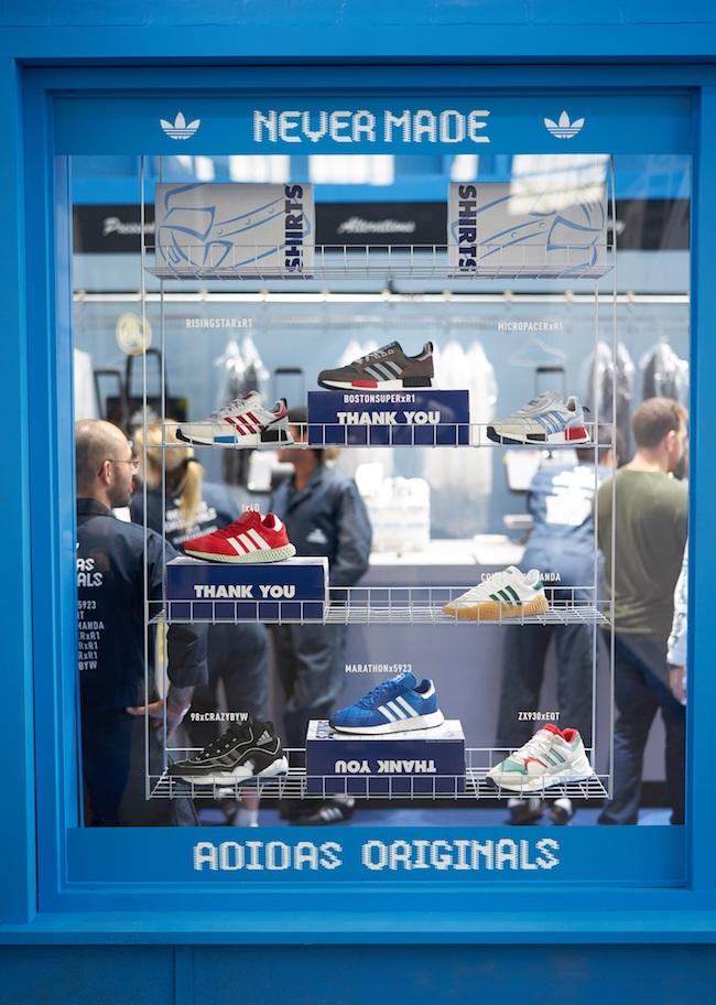4D,adidas  将复古与未来融合!adidas 全新 Never Made 系列即将发售!