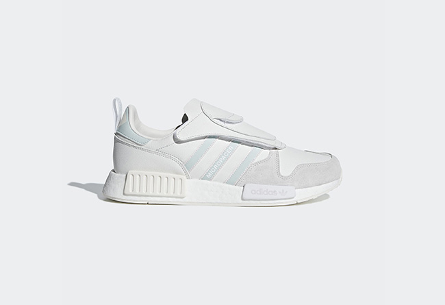 adidas,Micropacer XR1,发售  小清新与科幻结合!adidas Micropacer XR1 即将发售