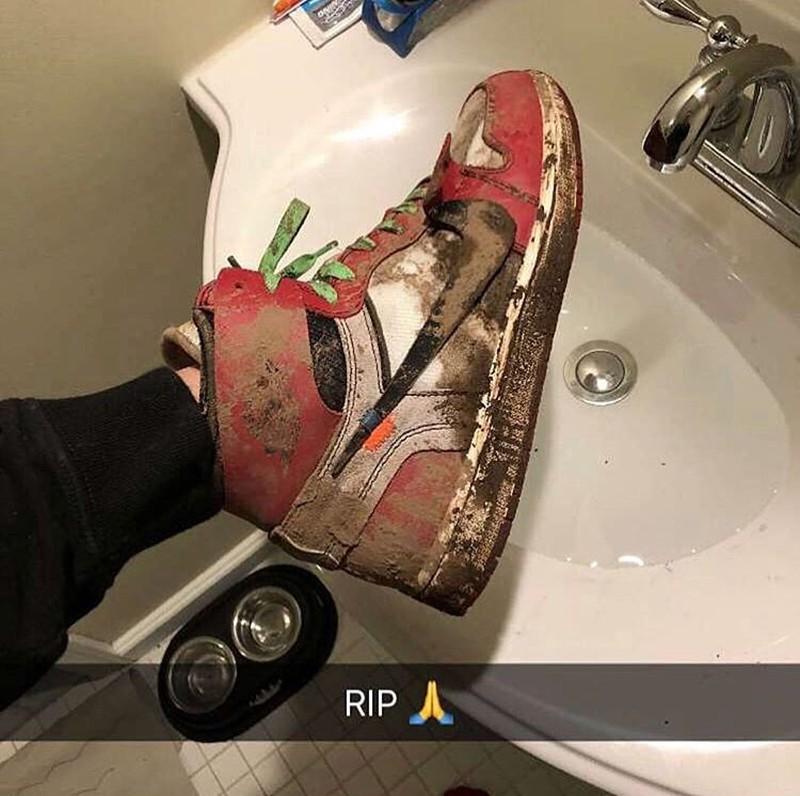 球鞋,氧化,清理,保養,攻略 球鞋髒了氧化了怎麼辦?這篇「清理攻略」讓你每天都像穿新鞋!
