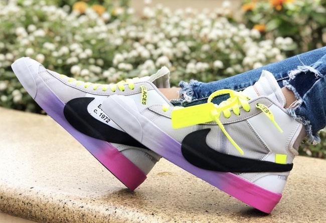 Nike,OFF-WHITE,Blazer Mid,AJ18  今早官网猛货扎堆!你有没有如愿入手?
