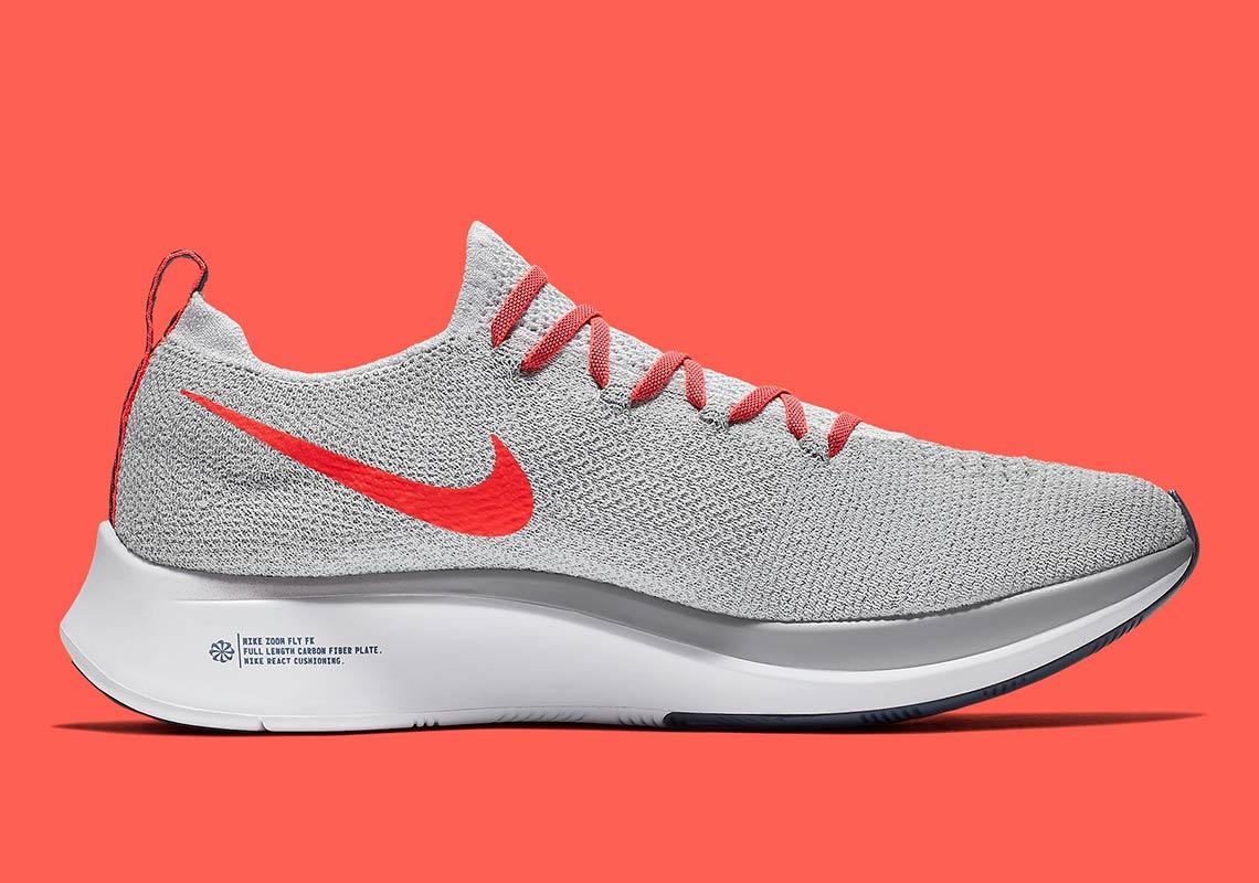 Nike,Zoom Fly  材质全面升级!全新 Zoom Fly 近日上架发售!
