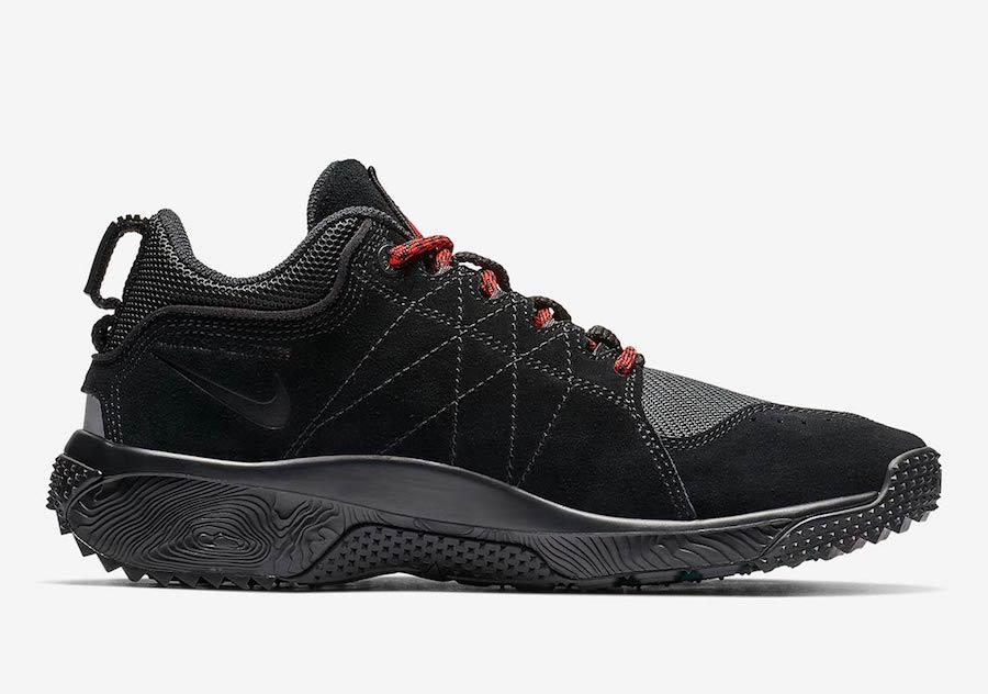Nike,Dog Mountain,ACG  ACG 户外风格!纯黑造型 Dog Mountain 近日上架!