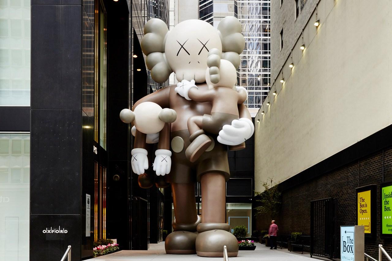 BAPE,ea,kaws,dsm  BAPE® x EA Sports 联名产品释出!巨型 KAWS 雕塑即将进行拍卖!