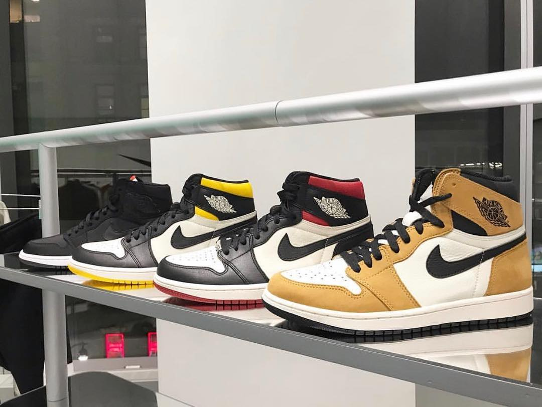 Yeezy,OFF-WHITE.Nike,Air Jorda  剁手狂潮来袭!11 月 Yeezy、OW 联名扎堆发售,还有双过万的 AJ1!