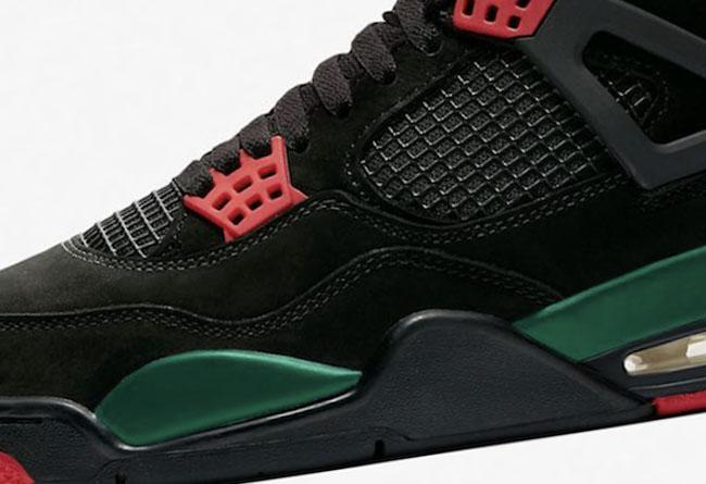 Air Jordan 4,AJ4,NRG,AQ3816-06  Gucci 的既视感!明年 Air Jordan 4 新品首次曝光!