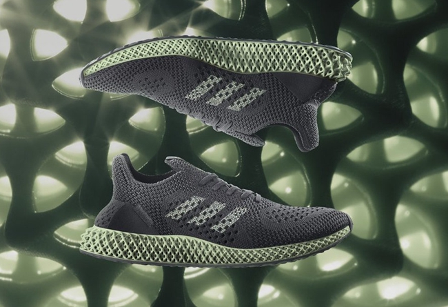 adidas,Futurecraft 4D,发售  究竟是哪家的联名?全新 adidas 4D 跑鞋将于 11 月 21 日发售