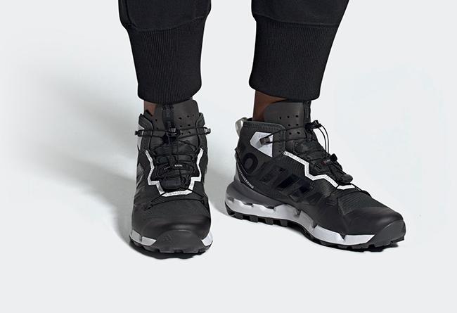 adidas,White Mountaineering  户外与时尚的结合!白山 x adidas全新联名即将发售