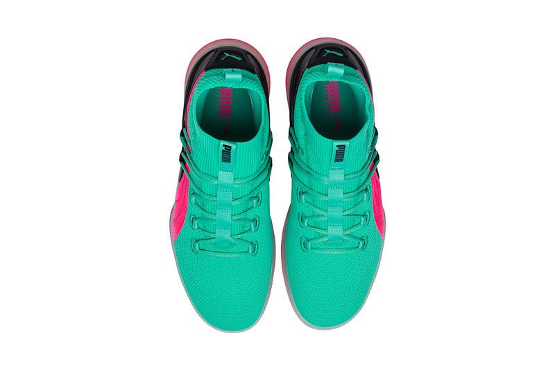 Puma,Clyde Court  正宗的南海岸配色!Puma 篮球鞋即将限量发售