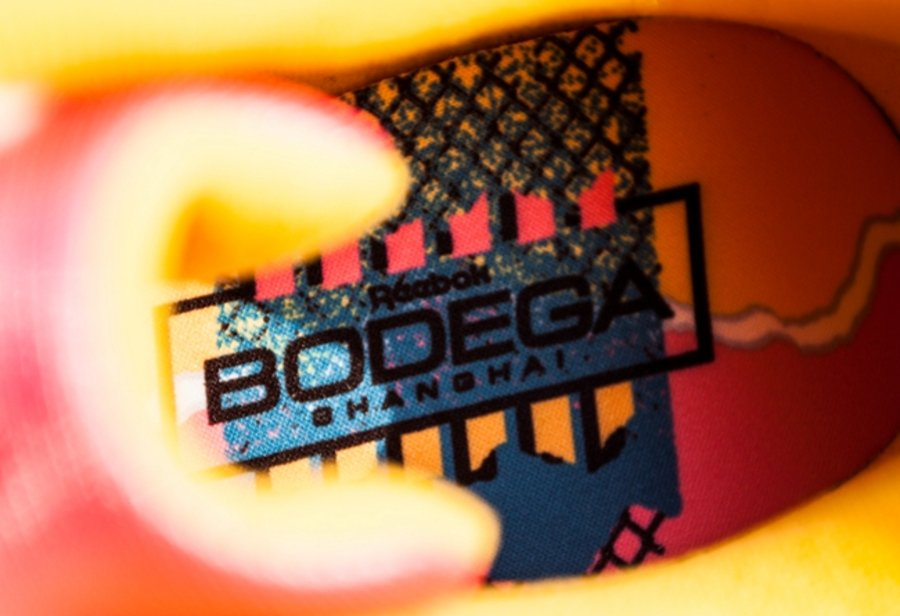 Reebok,Bodega,发售  前方高能!Reebok x Bodega 上海限定来了!穿上它不再担心回头率!