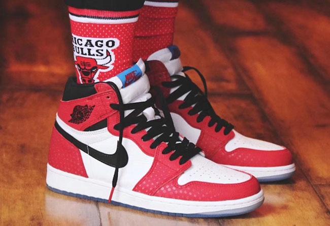 CLOT,Air Jordan 1,Nike,OFF-WHI  蜘蛛侠、冠希联名齐登场!本周重磅新品竟然这么多!