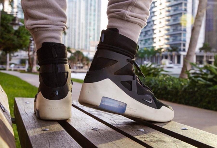 AJ1,Air Jordan 1,Nike,Air FOG  今年这 10 双价格过万的天价球鞋!Air FOG 1 竟然排到倒数第一?!