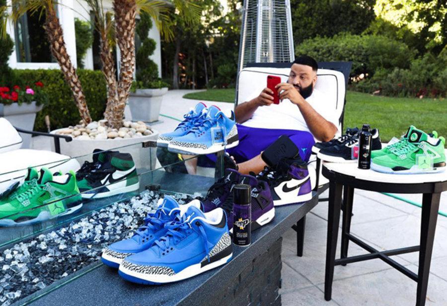 Air Jordan 1,Air  看完冠希、塔克的球鞋收藏,我发现我缺的不止是 「花呗额度」!