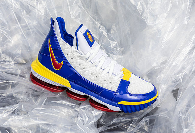 watch bc346 d6914 Nike,LeBron 16,Watch,Super Bro 从未市售的超人主题