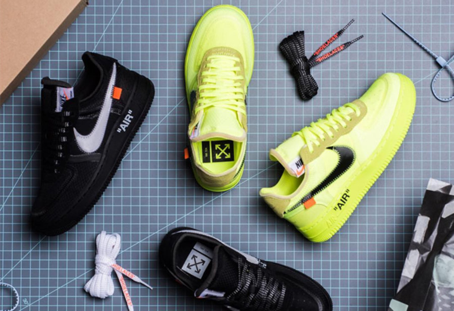 Nike,OFF-WHITE  OFF-WHITE x Nike 全线涨价!明年还有新作诞生!
