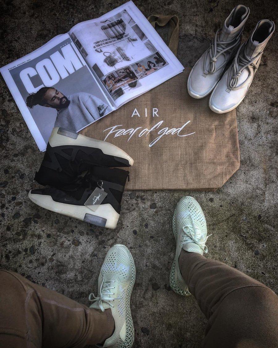 OFF-WHITE,联名,还在,继续,2019,年第,一月,  2019 第一个月的球鞋发售清单来了!OW 和 FOG 都有新品!