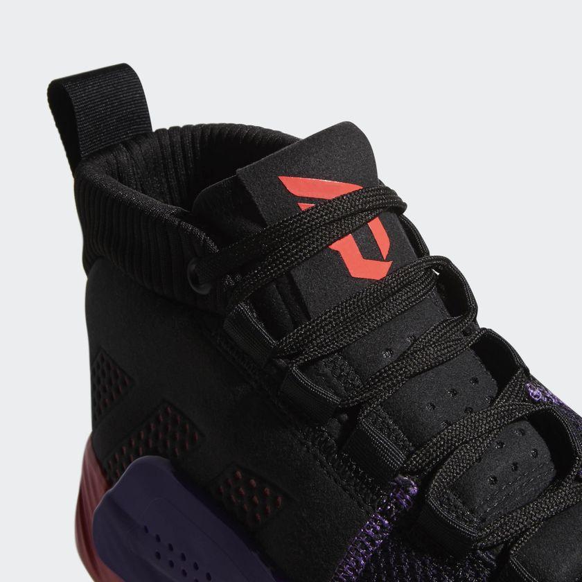 adidas Dame 5,发售  多款配色同时发布!利拉德最新战靴 Dame 5 即将发售