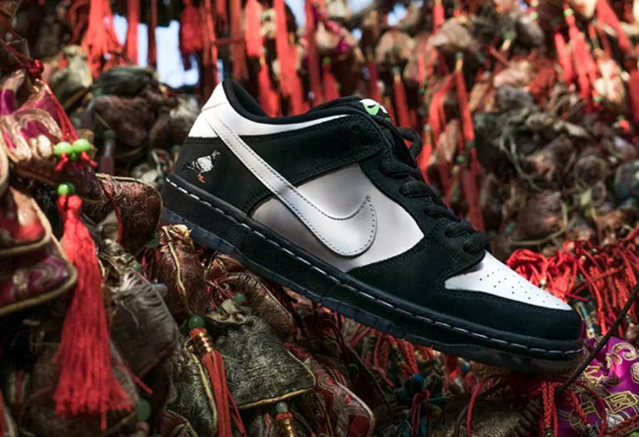 本周球鞋发售提醒!除了「熊猫鸽子」还有几双也值得关注!