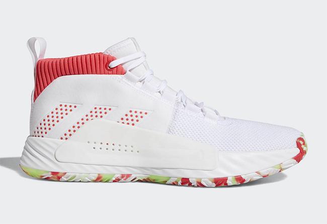 "adidas,利拉德,Dame 5,实战球鞋  全新配色释出!adidas Dame 5 ""All Skate"" 即将发售"