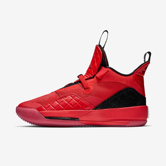 Jordan Supreme Elevation,  奢华气质大学红!Air Jordan 33 全新配色即将发售