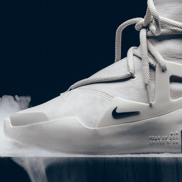 Nike,Air Shot Around,AT9915-00  明天上午有的忙了!三款 Fear of God x Nike 官网倒计时中