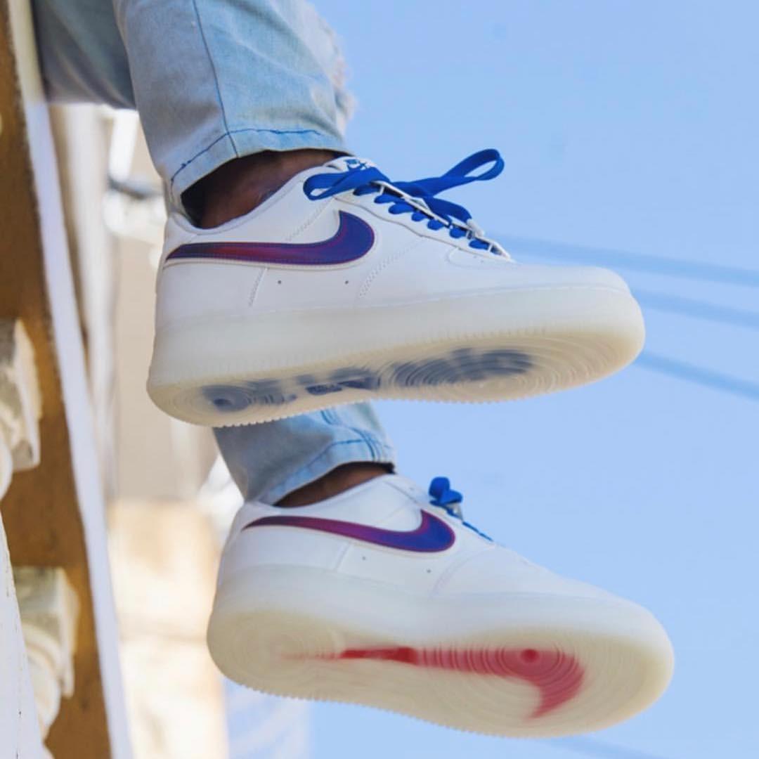 AF1,Nike,Air Force 1,BQ8448-10  颜值堪比 OW 联名的 AF1 国内有望发售!现在已经卖到 ¥3000 了!
