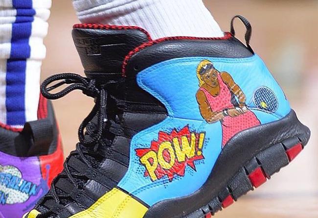 Kobe,Nike,Air Jordan,AJ7,Li Ni  塔克、哈莱尔纷纷上脚定制配色!一周 NBA 球鞋上脚精选 1.25