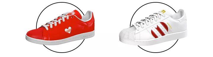 adidas,Superstar,Stan Smith,情人  情人节礼物的绝佳选择!adidas 情人节系列现已发售