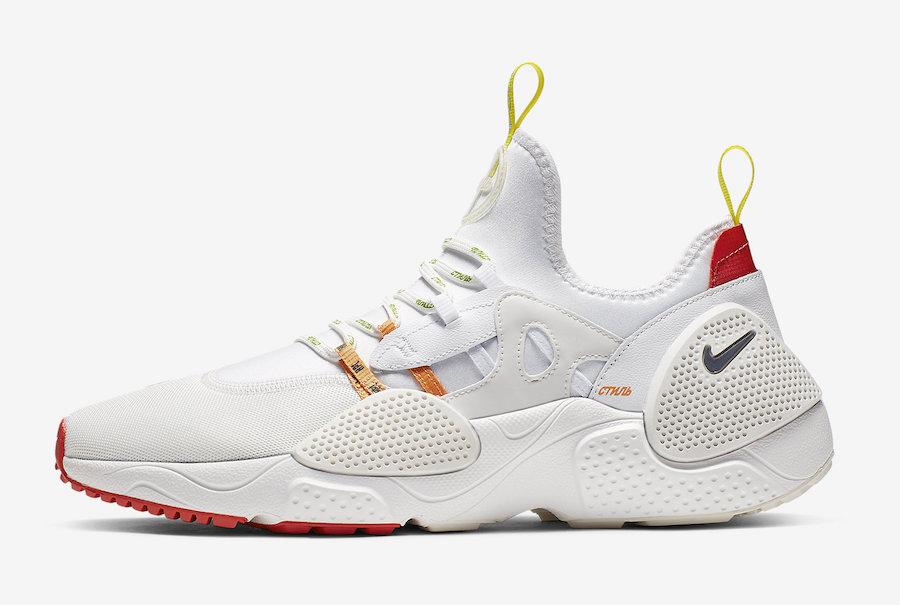 Nike,Huarache E.D.G.E,Heron Pr  联名大火潮牌!Heron Preston x Nike 全新鞋款本周发售