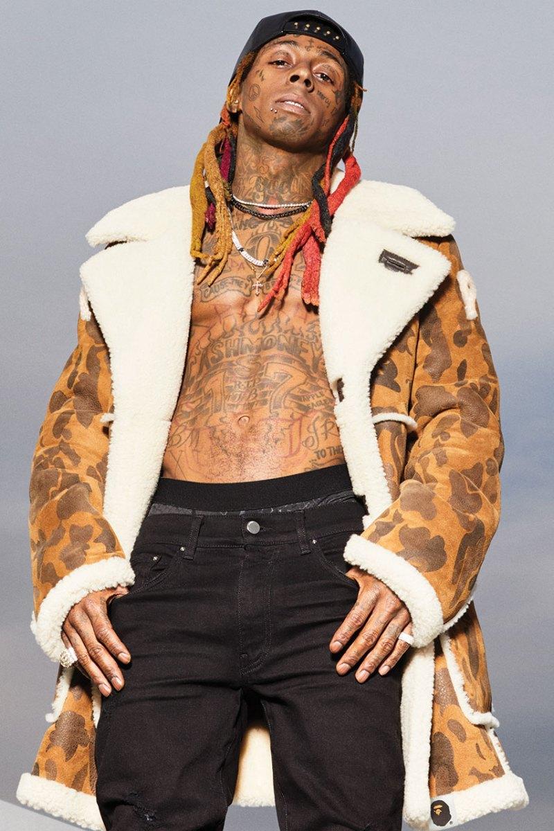 BAPE,UGG  Lil Wayne 出镜打造 BAPE® x UGG 联名系列 Lookbook