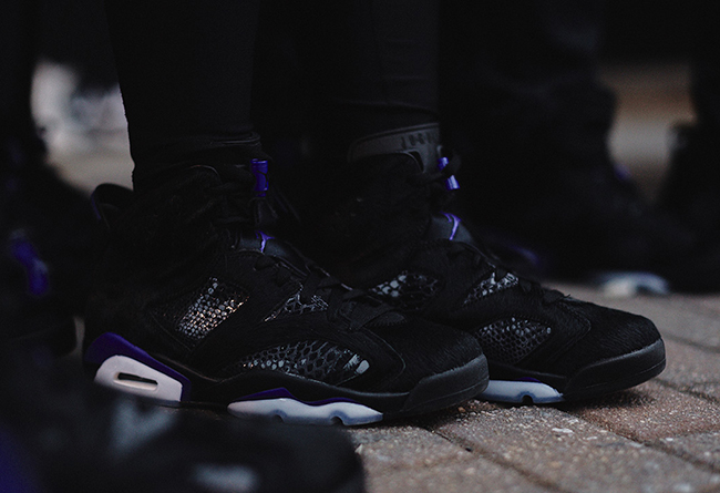 Air Jordan,AJ6,AR2257-005,发售,B  酷炫又野性!上脚惊艳四座的全明星 Air Jordan 6 明日发售