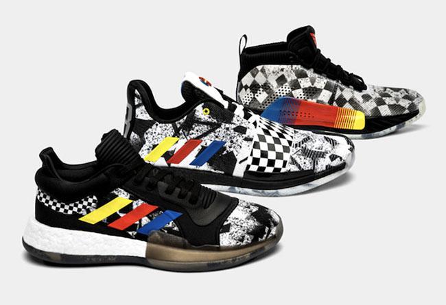 adidas,全明星,NBA,Harden Vol. 3,D  adidas 全明星战靴发布!不过入手希望渺茫!