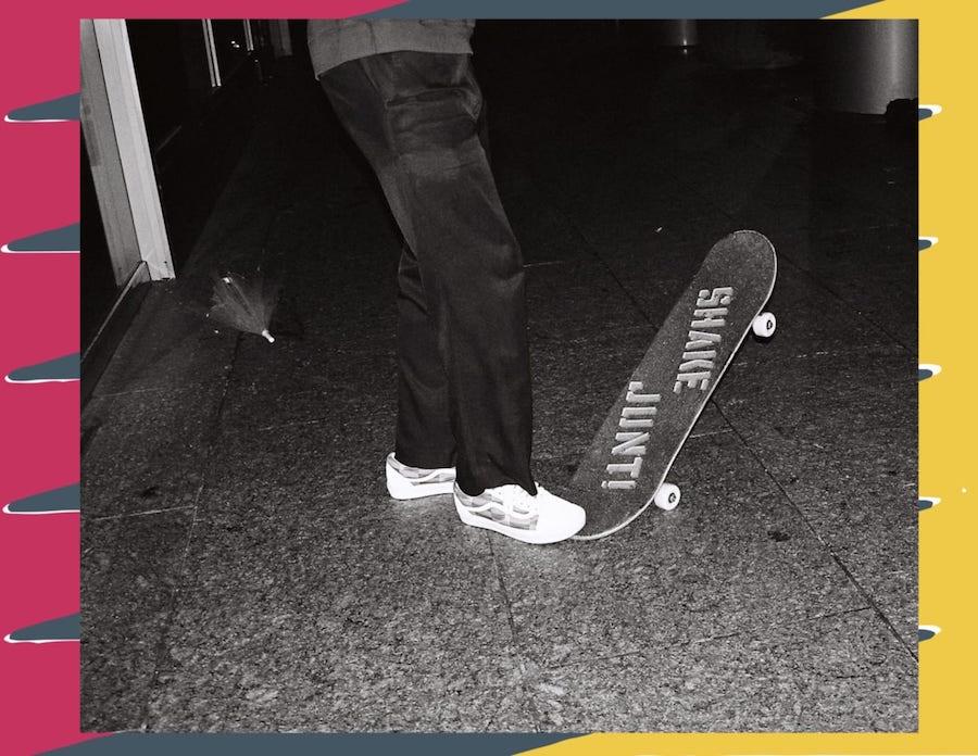 Union LA x Vans,Vans,发售  Union LA 花色贴纸鞋面!三款全新配色 Vans 联名款即将发售