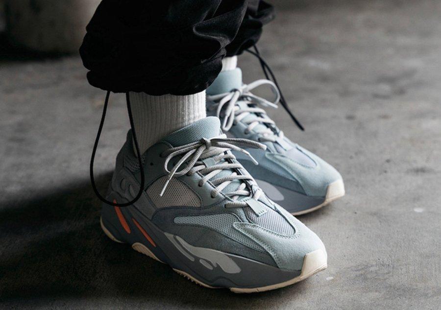 adidas,Yeezy,Boost,700,Inertia  除了海盐,下月还有一双全新 Yeezy 700 发售日期确定了!