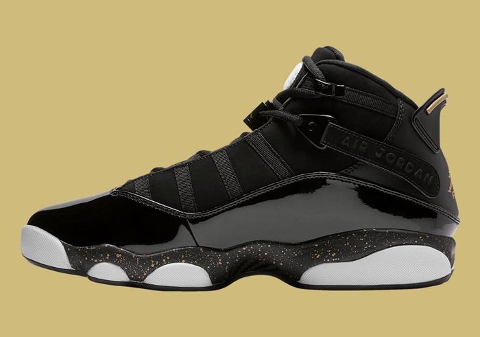 Air Jordan,6 Rings,AJ,六冠王,发售  荣耀黑金装扮!六冠王 Jordan 6 Rings 率先海外发售