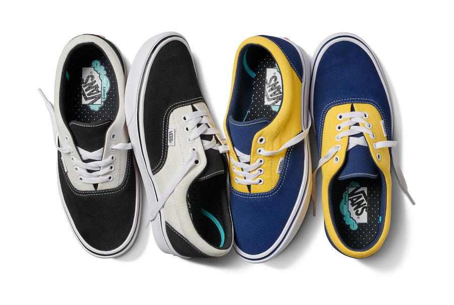 Vans,ComfyCush,发售  Vans 推出全新缓震科技!多双经典鞋款迎来脚感大升级!