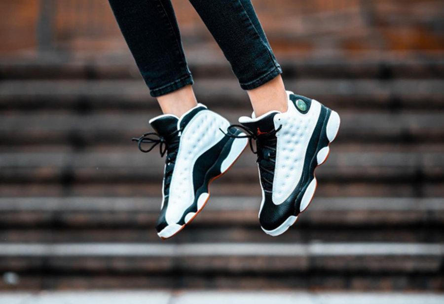 Air Jordan 13,AJ13,Nike,414571  独特抢眼的亮色漆皮!全新配色 Air Jordan 13 即将发售