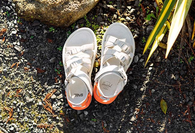 发售,Herschel Supply,Teva  夏日必备!Herschel Supply x Teva 联名鞋款明日发售