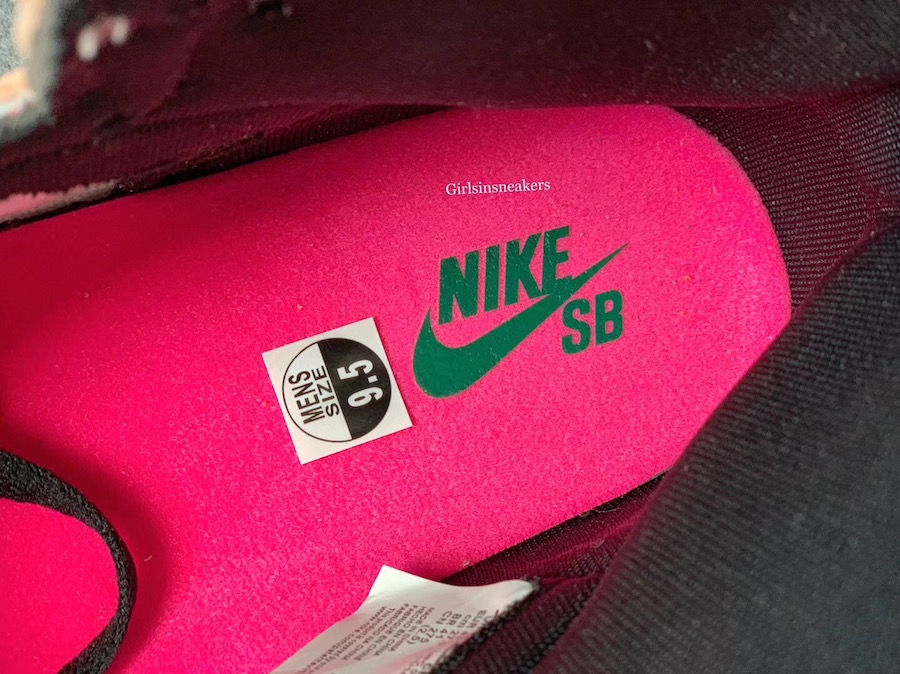 Nike SB,Air Jordan 1,AJ1,CD657  刮刮乐 Nike SB x Air Jordan 1 下月发售!外表简约内心浮夸!