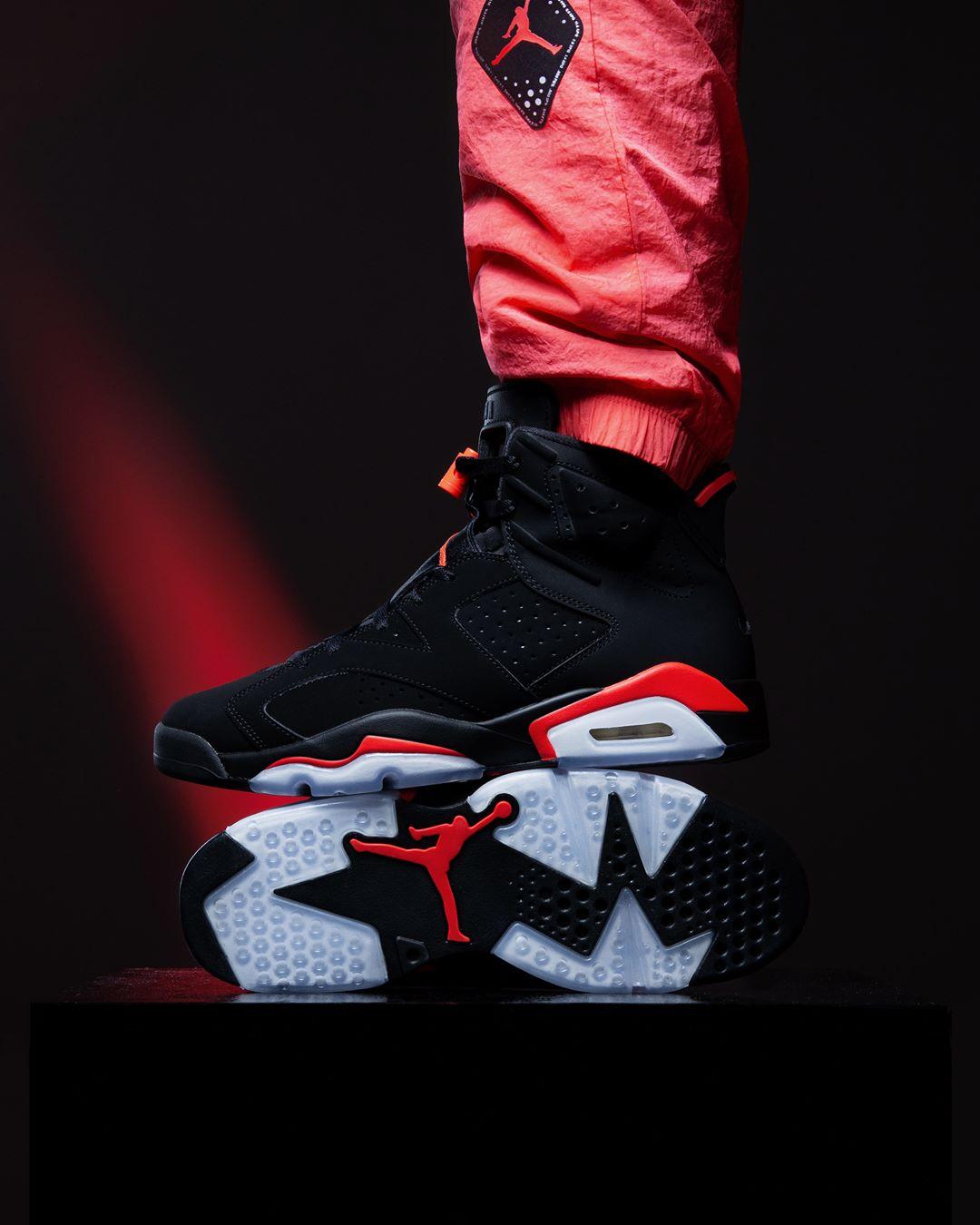 AJ,AJ1,Nike,AJ6  近期球鞋涨价 TOP 10!黑红 AJ6 只排第十,第一名实至名归!