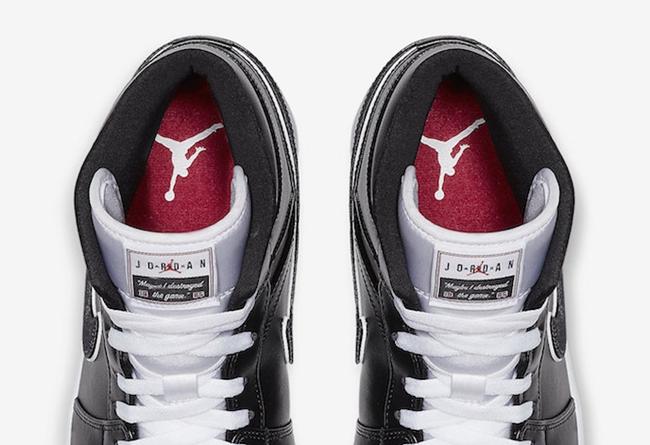 Air Jordan 1,AJ1,发售,852542-016  致敬乔丹名言!这双全新 Air Jordan 1 Mid 真的不简单!